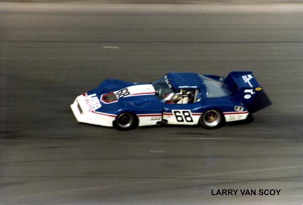 # 68 - IMSA GT, Daytona, 1982 - R.J. Valentine