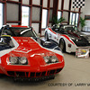 # 32 and # 24 - 2011 - Sebring Display - Jim  Hudson and Ron Bauer