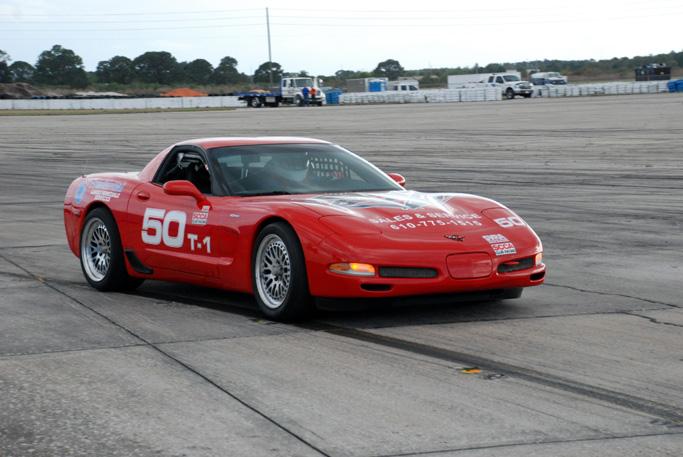 # 50 - SVRA, Sebring, 2009 - Ron Landis