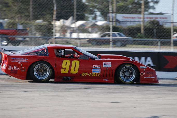 # 90 - SVRA, Sebring, 2009 - Jeff Bernatovich