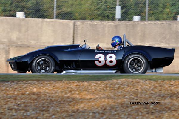 # 38 - HSR, Road Atlanta, 2010 - Edward Sevadjian