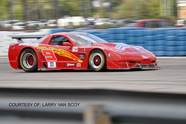 # 9 - Trans Am - 2011 - Sebring - Jordan Bupp