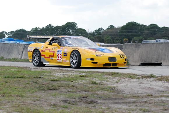 # 23 - SCCA, Sebring, 2009 - K.D. Braswell