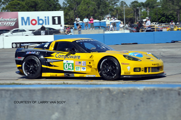 # 04 - ALMS GT2 - 2011 - Sebring - Oliver Gavin, Jan Magnussen, Michael Westbrook, 3rd in class
