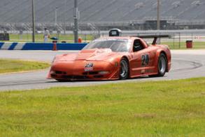 # 24 - SCCA, Daytona, 2008 - Robert Borders
