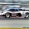 # 22 - IMSA GTP, Daytona, 1987 - Sarel VanDerMewre/Doc Bundy