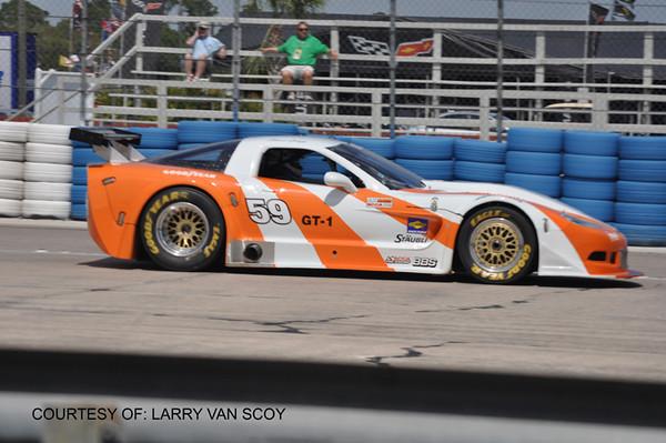 # 59 - Trans Am - 2011 - Sebring - Simon Gregg, Derhaag racing