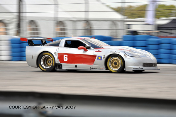 # 6 - Trans Am - 2011 - Sebring - J.R. Lopez, race winner