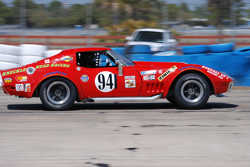# 941 - HSR, Sebring,  2009 - Matthew Fusillo