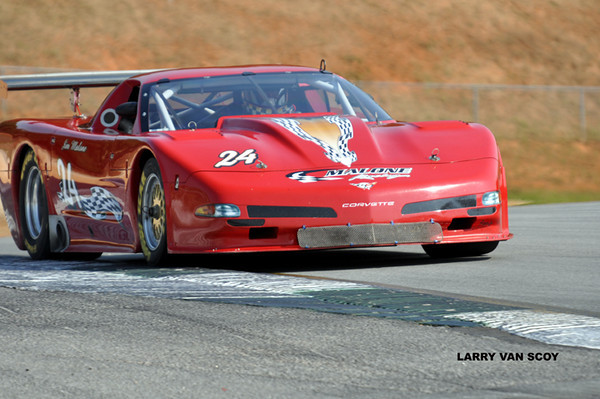 # 24 - HSR, Road Atlanta, 2010 - Jim  Malone