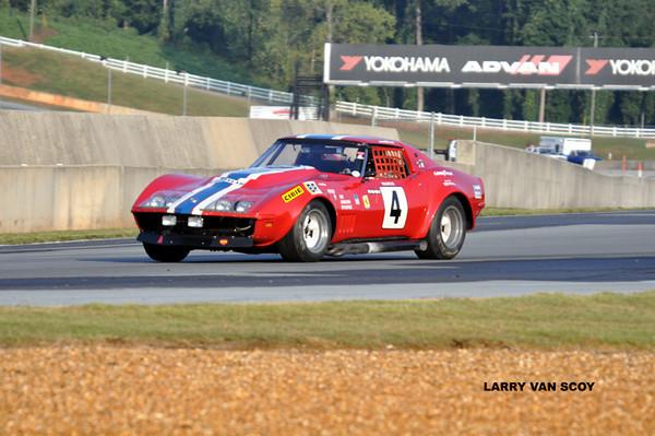#4 - HSR, Road Atlanta, 2010 - Michael Wallenfelz