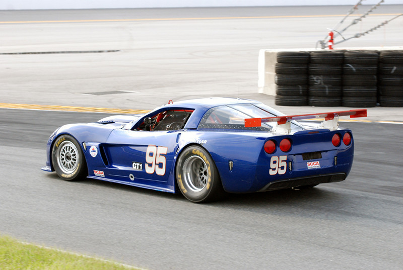 # 95 - SCCA, Daytona, 2009 - Bill Reid