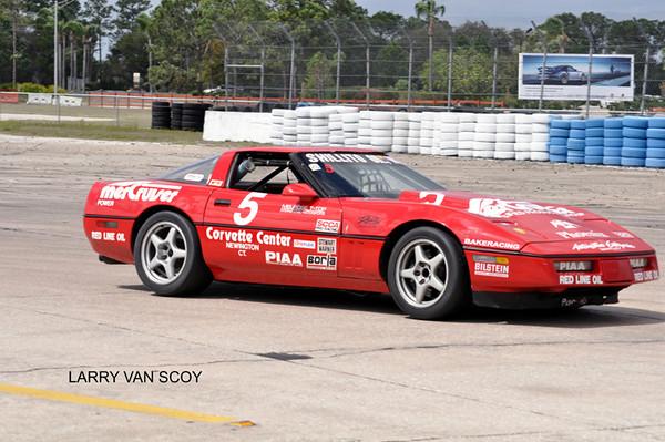 # 5 - SVRA - 2011 - Sebring - Dave Lavertue