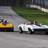 # 07 - SVRA, Road America, 2009 - Tom Purdy leads Bill Morrison # 77