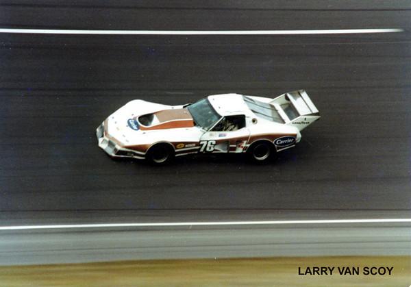 # 76 - IMSA GT, Daytona, 1982 - Joe Chamberlain