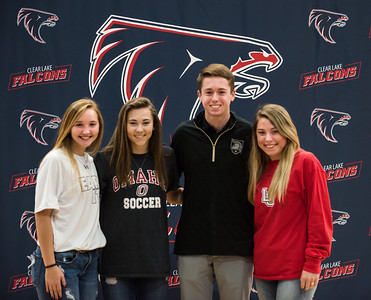 Signing Day Feb 7, 2018