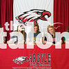 Five seniors of Argyle High School signed their letters to play college sports. From left to right: Melanie<br /> Carlisle (volleyball), Alexa Bass (volleyball), Olivia Gray (basketball), Strealy Sizelove (volleyball), and Eighmy Dobbins (volleyball), on Wednesday, Nov. 11 at Argyle High School in Argyle, TX. (Caleb Miles / Special Contributor)