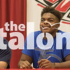 Eagles sign to Universities on National Signing day at Argyle High School on Feb. 1, 2017 in Argyle, Texas. (Christopher Piel/The Talon News)