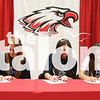 Argyle students signing at Argyle High School on 11/9/16 in Argyle, Texas. (Faith Stapleton/ The Talon News)