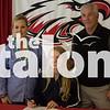 Jesse Sheridan signs with Cornerstone University Jesse Sheridan Signing (4-1-15) at Argyle High School on April 1, 2015. (Photo by Christopher Piel/ The Talon News)