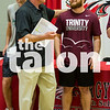 Athletes sign to play sports at their colleges. Signing Day for the first district game at Argyle High School in Argyle, Texas, on March, 23, 2013. (campbell Wilmot / The Talon News)