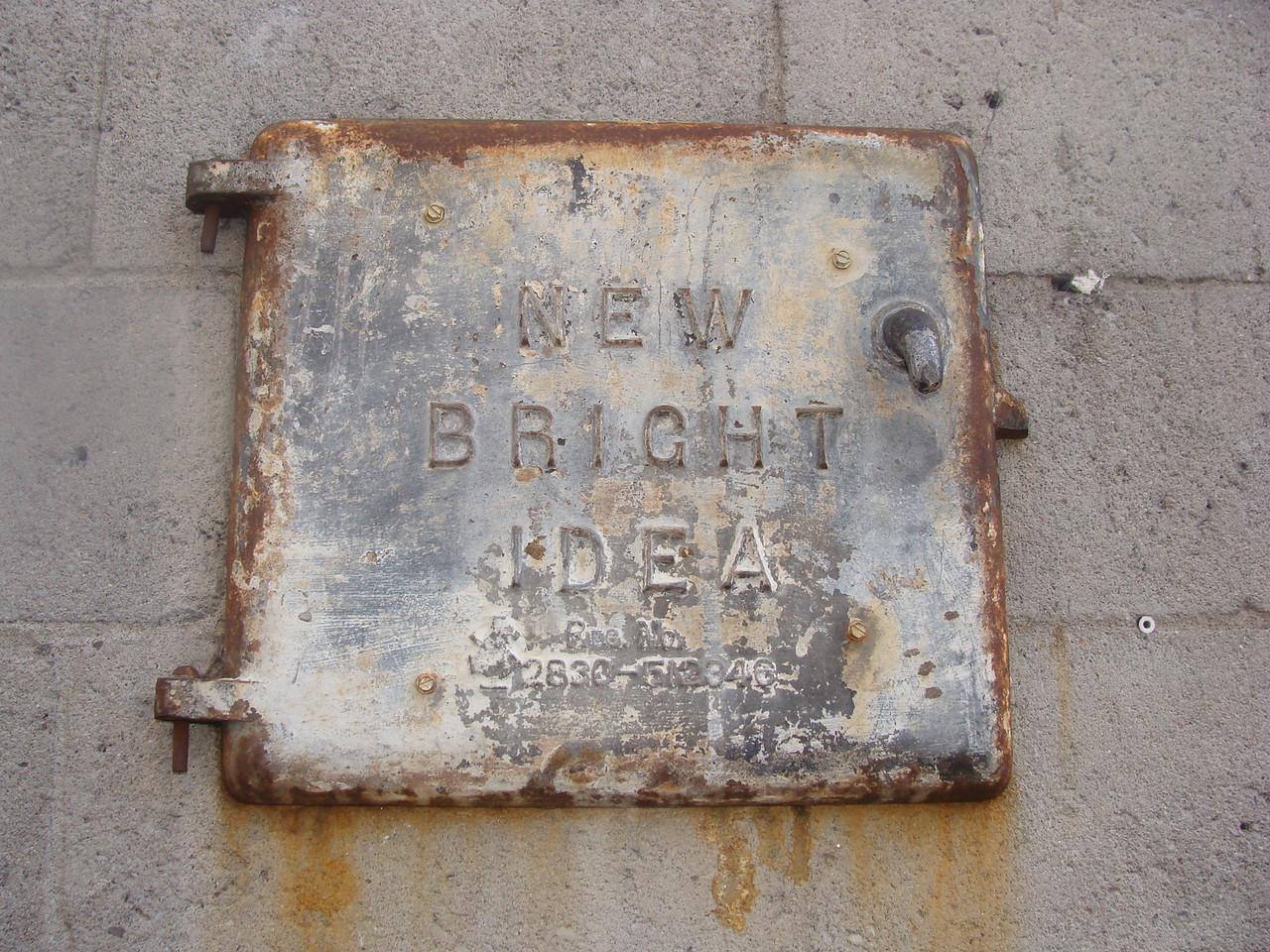 New Bright Idea