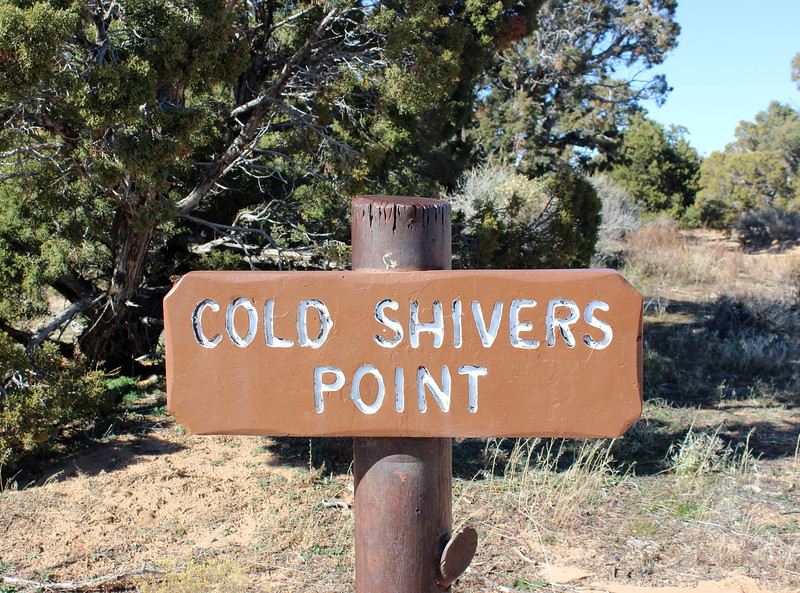 Cold Shivers Point