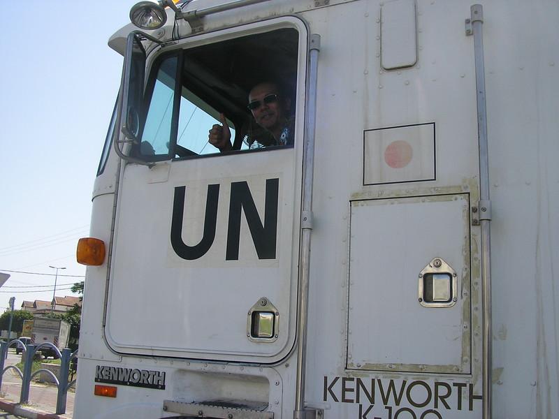 UN Tank Carrier