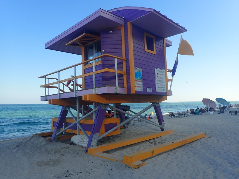 Life Guard Watch Station
