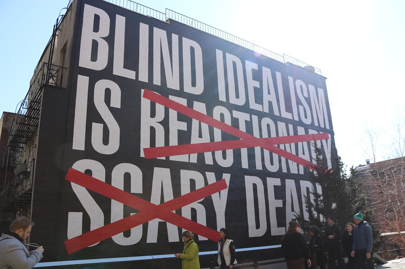 Blind Idealism Is Dead
