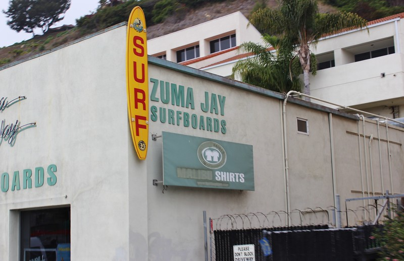 Zuma Jay Surfboards