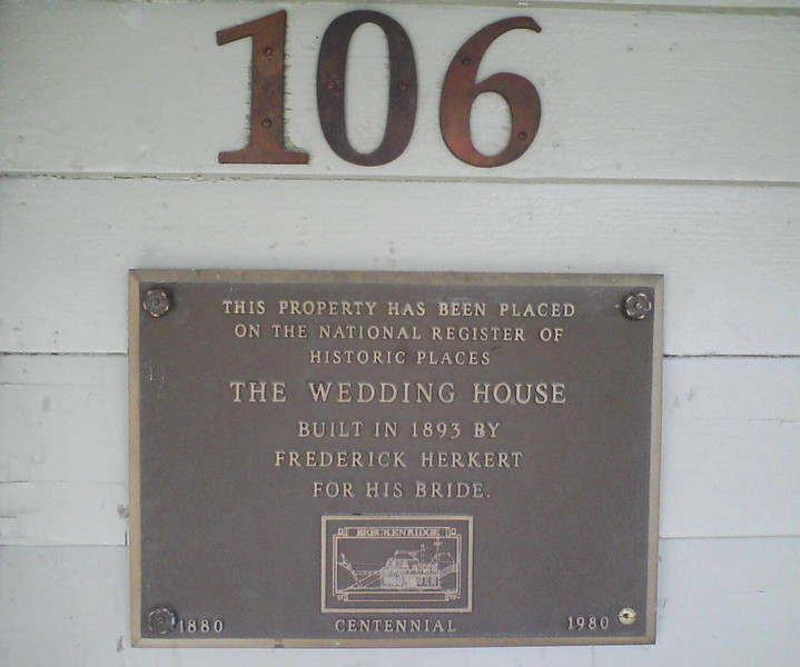 The Wedding House