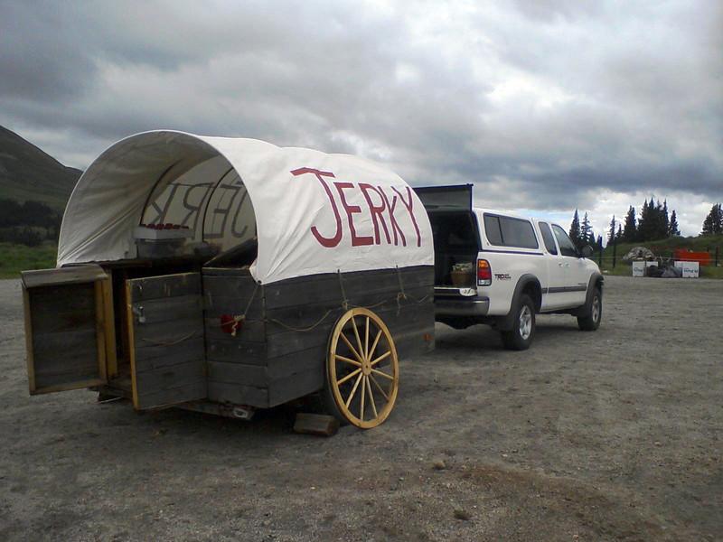 Jerky Vendor