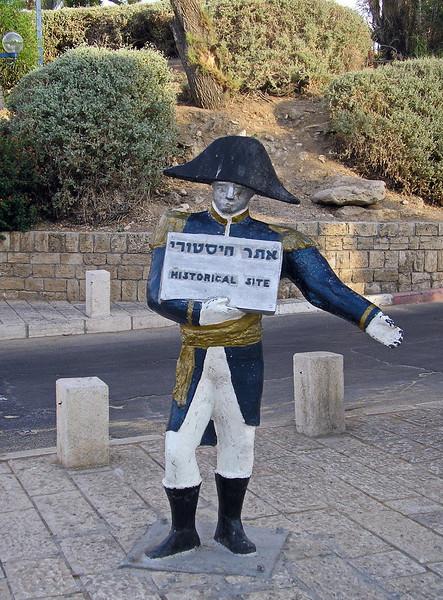 Napoleon Historic Site Marker