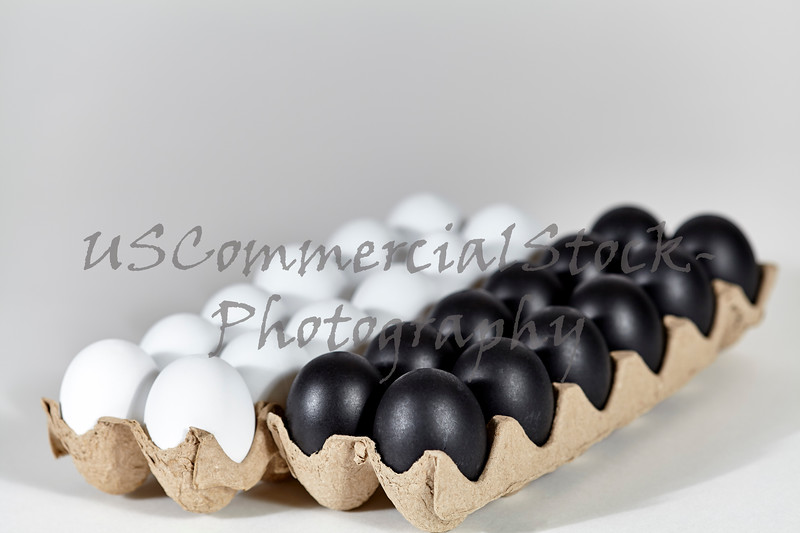 White Eggs and Black Eggs