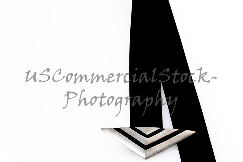 arrow with Black Ribbon