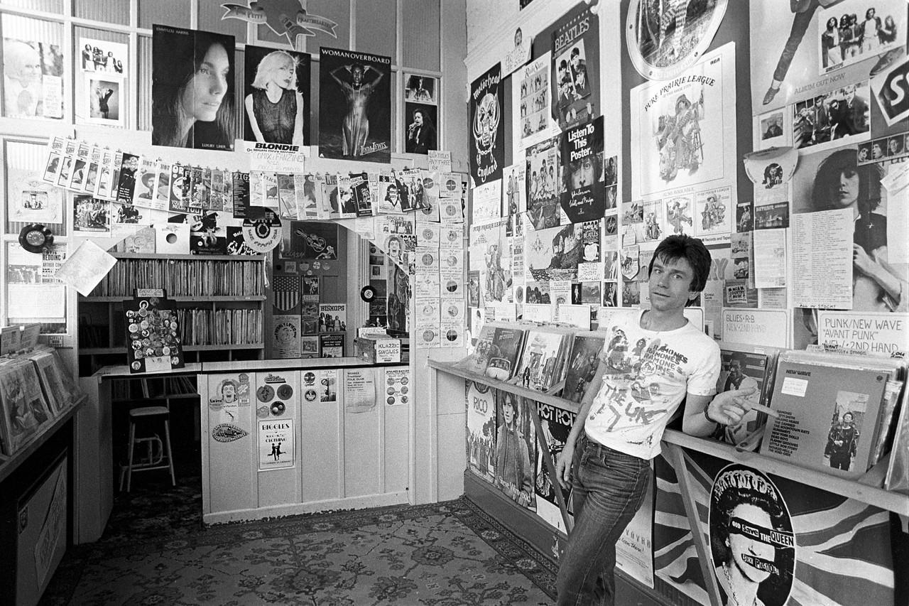 Eddie, Armadillo Records, Westbourne (1977)
