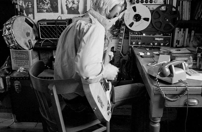 Stewart Copeland, Goldhawk Road, London (1977)