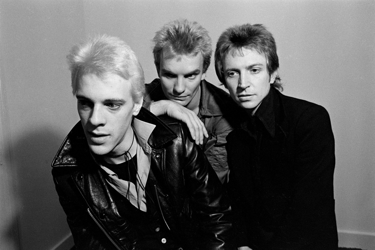 The Police, 28A Leinster Square (1977)
