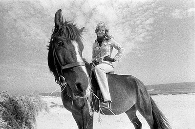 Teresa Lawton, Studland Beach (1974)