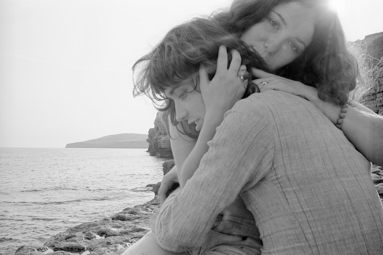 Chris & Dee, Dancing Ledge (1974)