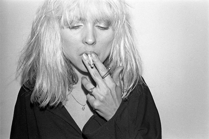 Debbie Harry, The Village Bowl, Bournemouth (May 1977)