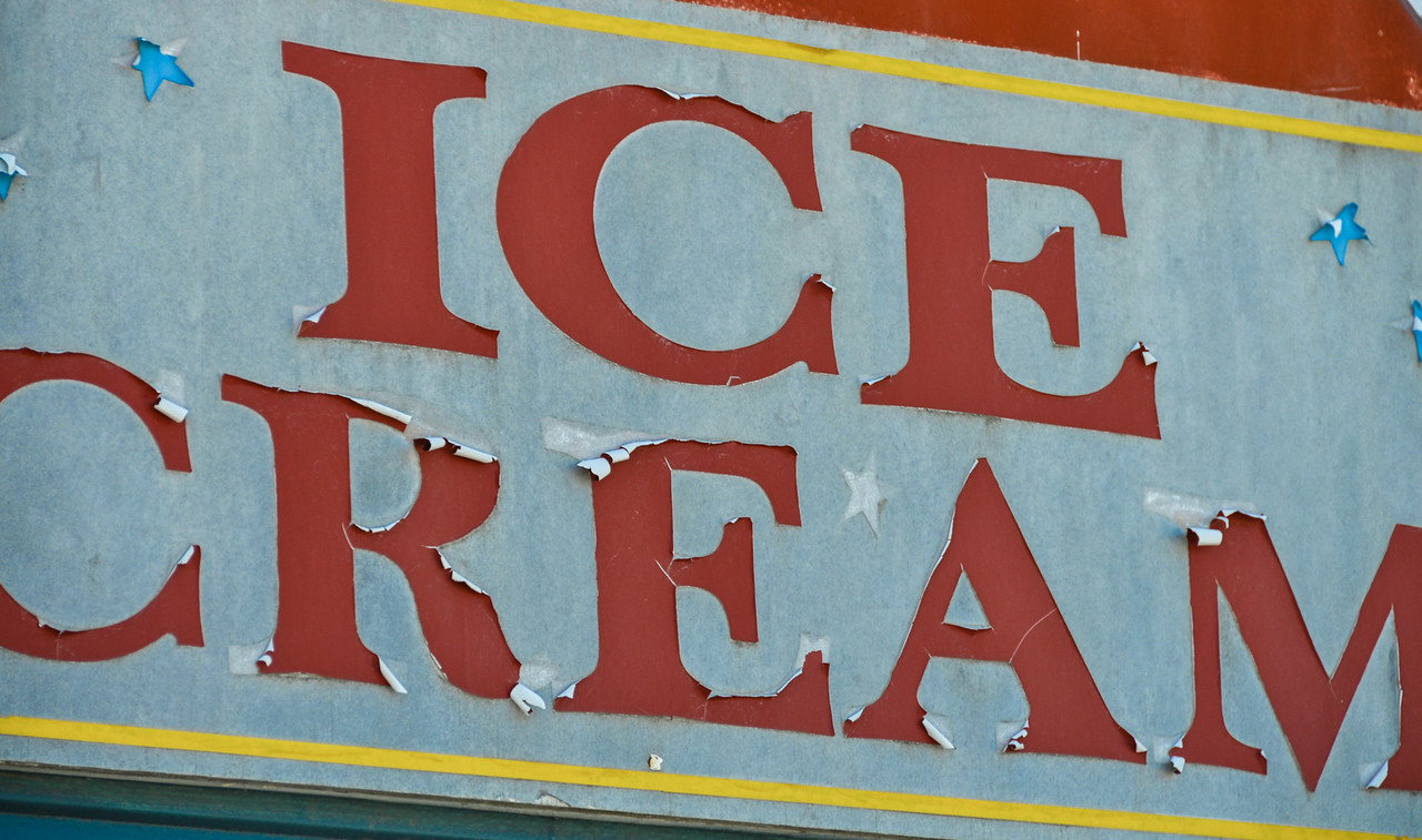 I scream...you scream...we all scream for ice cream!