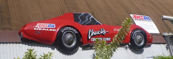 Corvette Repair Shop
