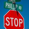 Paul Road and Phillip Road
