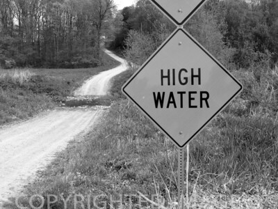 Signs (B & W)