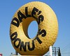 Dale's Donuts - Compton - Originally one of the 10 Big Donut chain of drive-ins which began in 1950.