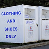 Clothing Drop Bins