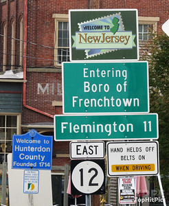 Frenchtown, New Jersey, USA