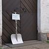 Mölltorp Church is closed
